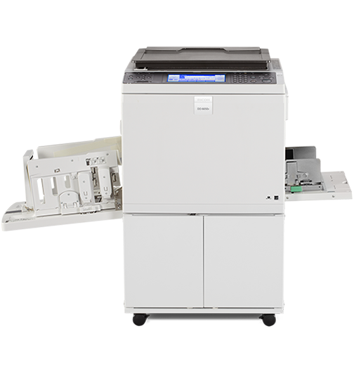 Ricoh Digital Duplicators Model EQP-DD-6650P-10