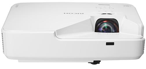 Ricoh digital projector model PJ-WXL4540-10 available at SaraMana Business Products