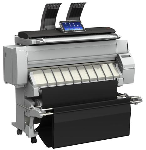 Saramana wide format printers