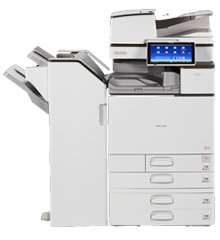 Rioch mpc 4504 printer available for sale at SaraMana Business Products