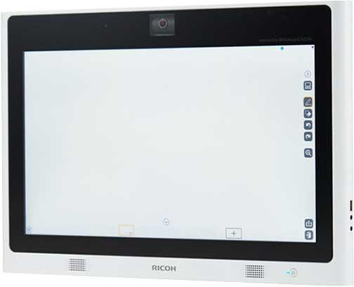 Ricoh digital interactive whiteboard model D2200 at SaraMana Business Products